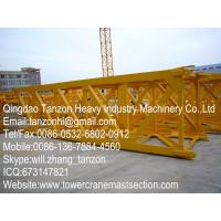 Safe Tower Crane Components Sections , F0/23C(L46A1) standard steel sections Manufactures