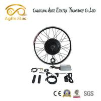 China Beach Cruiser Electric Hub Motor Kit 26A Controller 83% Efficiency on sale