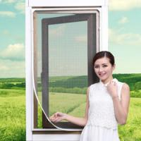 Mosquito off simple household diy magnetic insect screen window or door Manufactures