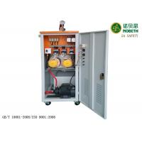 High Temperature Electric Steam Generator For Packaging Machinery With Pressure Vortex Pump Manufactures