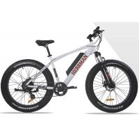 48V 500W 8Fun Brushless Motor Mountain Electric Bicycle MTB Electric Powered Bike with LCD Display Manufactures