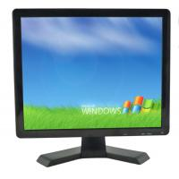 China TFT Panel 17  LCD Monitor 12V High Brightness With HDMI Port on sale