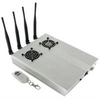 HIGH POWER GSM 3G GPS JAMMER,China Prison Jammer exporter Manufactures