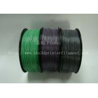 Custom Color Changing abs and makerbot pla filament 1.75 / 3.0mm Grey to white Manufactures