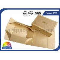 Custom Printed Rigid Foldable Gift Box Cardboard Paper Collapsible Box Manufactures