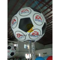 Quality PVC 1.8m Inflatable Lighting Balloon Digital Printing For Celebration for sale