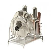 Draining Plate Stainless Steel Kitchen Rack For Clean Neat Environment Manufactures