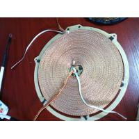 China Braided wire winding induction heater production machine on sale