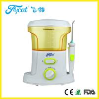 100 - 240 V Dental Care Electric Dental Flosser 5 Different Nozzles Battery Operated Manufactures