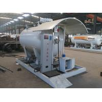 5tons skid lpg gas filling station for sale, 12,000L skid mounted propane gas plant Manufactures