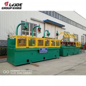 Buy cheap high speed intermediate/medium copper wire drawing machine wirh annealer from wholesalers