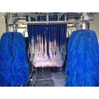 China Automatic Car Wash Machine Brushed For Washing 120 - 160 Cars Per Hour on sale