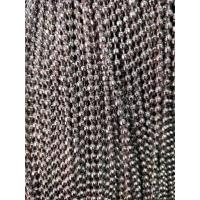 Faceted bead chain Manufactures