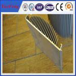 aluminium profile extrusion heat sink,anodized aluminum alloy profile manufacturer,OEM Manufactures