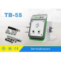 SPA Diamond Hydro Dermabrasion Machine For Acne Sun Damaged Skin Age Spots Manufactures