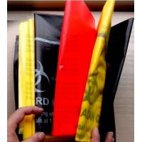 Biohazard Bags, LDPE bags, HDPE bags, LLDPE bags, Yellow bags, Red bags, Blue bags, sacks Manufactures