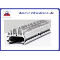 6061 Material The Aluminum Extrusion Profiles With Anodize Finish Manufactures