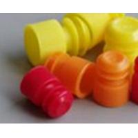 China PE tubes caps on sale