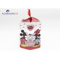 PET 18.4cm Height Plastic Packing Box, Light Weight Plastic Gift Box Custom Printing Manufactures