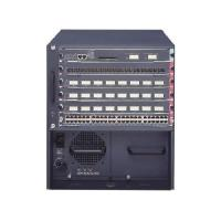 China Stackable Cisco Catalyst 6500 Series Switches / Cisco Catalyst 6500 Chassis WS-C6506-E on sale