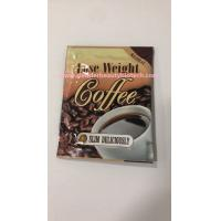 Lose Weight Coffee Slim Deliciously Natural Lose Weight Coffee 12 Sachets Manufactures