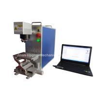 Portable Fiber Laser Marking Machine for Metal Materials Marking Manufactures