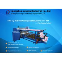 3.2 M Wide Roller Style Roller Rotary Heat Transfer Machine Automatic Manufactures