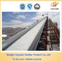 Acid Resistant Rubber Conveyor Belt with good elasticity and excellent troughability Manufactures