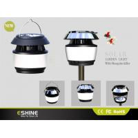 Portable Garden Solar Led Street Lights ABS with mosquito Killer Manufactures