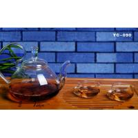 Heat resistant Glass Teaset Manufactures