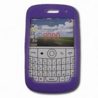 China Silicone Case for BlackBerry 9000, OEM and ODM Orders are Welcome on sale
