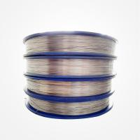 Diameter 0.1mm-0.5mm Tungsten Rhenium Alloy Wire , High Temperature Resistant Metal , Thermocouple Wire Manufactures