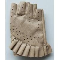 Fashion Fingerless Leather Gloves Manufactures