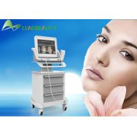 No downtime HIFU High Intensiy Foused Ultrasound machine New HIFU Lifting System Reverse Age face lifting machine Manufactures