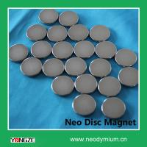 Neodymium Disc Magnet N45 for Separator Bar Manufactures