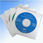 China Paper CD Sleeve White paper sleeve for 1 discs(YP-D857a) on sale