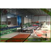 China Lightweight Waterproof Fiber Cement Board Production Line Strong Structure Long Lifetime on sale