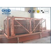Serpentine Tube Economizer For Industrial Steam Coal Boiler ASME Standard Manufactures