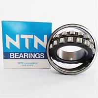 DIN Spherical Roller Cage Bearing weight 0.3 kg / Double Roller Bearing 22206CA Manufactures