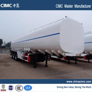 3 axles 60000 liters fuel tanker semitrailer Manufactures