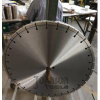 450mm Laser Loop Diamond Concrete Saw Blade for Airport Traffic Road Cutting Manufactures