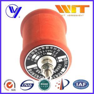 10KV Polymeric ZnO Low Voltage Surge Arrester Class 1 Type IEC Standard Manufactures