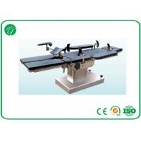 C-Arm Hydraulic Operation Table , Electric Operating Table For Back Surgery Manufactures