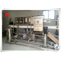 99.7% Purity Industrial Water Treatment Systems Bottled Water Plant Machine Manufactures