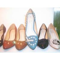 Leather Lady High-heeled Shoes Manufactures