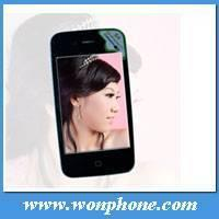 S4 Single sim card WIFI mobile phone with Dual cameras Manufactures
