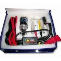 Motorcycle HID Conversion Kit with 3,000 Hours Lifespan and 35W Power Manufactures