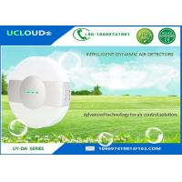 China Low Noise PM2.5 Air Quality Detector Smart Air Quality Monitor With LED Display on sale
