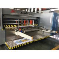 Flexible Movement Flexo Printer Slotter Machine With Full Computer Control Manufactures