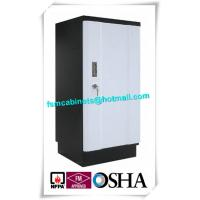 150L Vertical Anti Magnetic Fireproof Locking File Cabinet For Document / Data Storage Manufactures